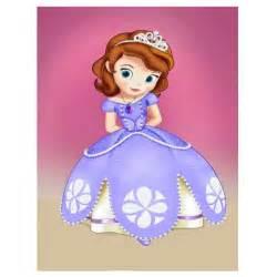 we do cake topper characters princess sofia