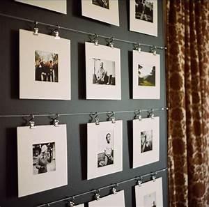 Fotos An Wand Kleben : leere w nde ade mit diesen 10 kreativen foto ideen ~ Lizthompson.info Haus und Dekorationen