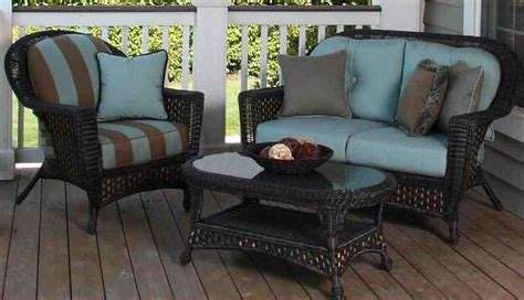 how to buy wicker garden furniture on a budget out out outdoor wicker furniture cushions sets decor ideasdecor