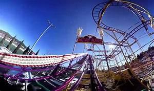 Real Roller Coaster Ride In 360 3D VR Bites