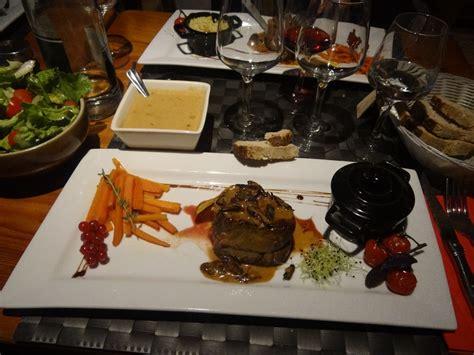 restaurant cuisine traditionnelle le chalet de candice les arcs restaurant cuisine