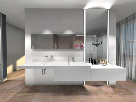 Minosa: NEW MINOSA BATHROOM DESIGN Resort style ensuite