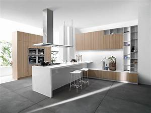 modern italian kitchens from snaidero 1805