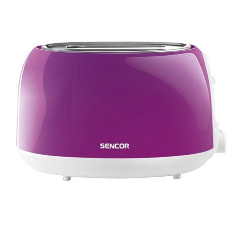 Sencor 2 Slice Solid Purple Toaster STS2705VT NAA1   The