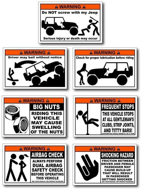 jeep sticker ideas más de 1000 ideas sobre jeep stickers en pinterest jeeps