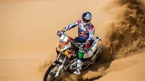 Motorcycle Rally Dakar Hd Wallpaper