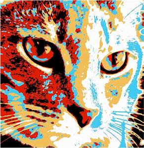 Cat Wall Art: Cat Posters and Images for the Interior ...