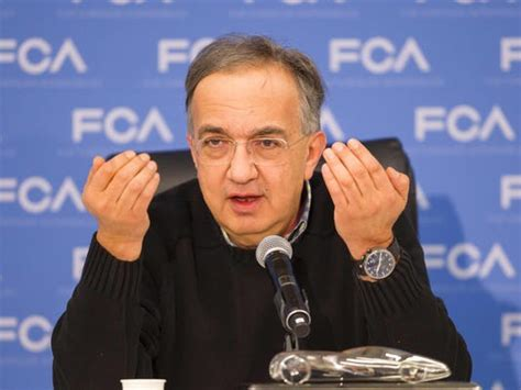 Marchionne Chrysler by Feds Questioned Sergio Marchionne In Uaw Money Laundering