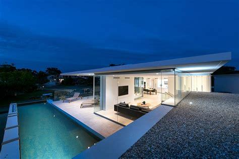 minimalist aesthetics define resort style private perth residence