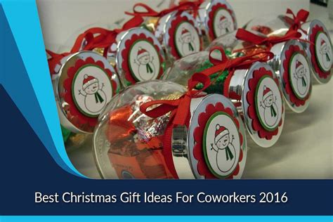 best christmas gift ideas for coworkers 2016 top ten