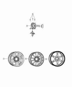 2019 Ram 1500 Wheel  Spare  Wheels