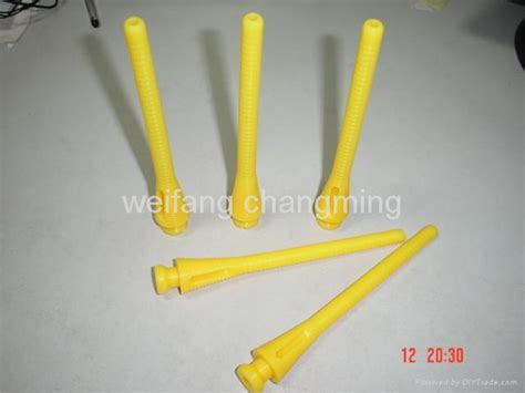 plastic pirn bobbin china others textile materials