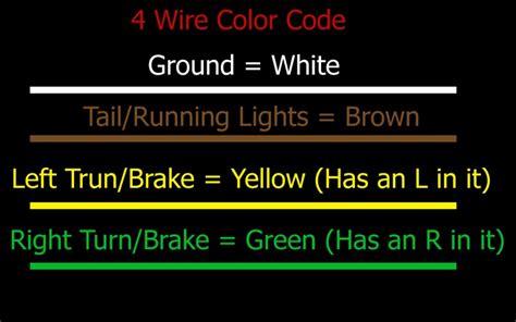 color code trailer wiring 2015 gmc html autos post