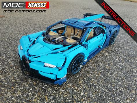 Please request the car you would like built. LEGO TECHNIC BUGATTI VISION GT - MOC-NEMOOZ.COM