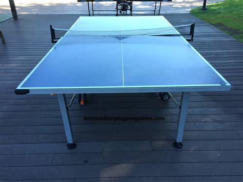 stiga outdoor ping pong table cover stiga baja outdoor ping pong table