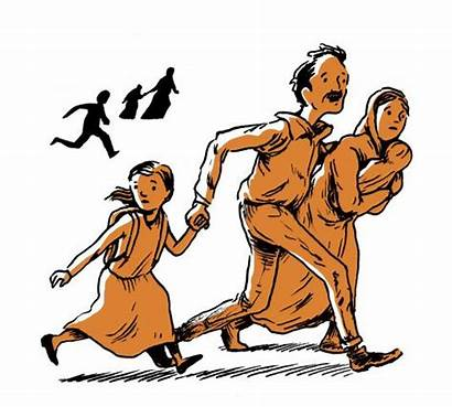 Refugee Mcc Provides Resources Dyck Jonathan Illustration