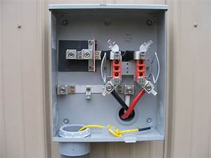 Meter Socket And Panel Install - Electrical - Page 3