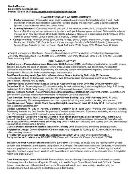 Accounting Technician Resume Cover Letter by Resume Skills Radiologic Technologist Worksheet