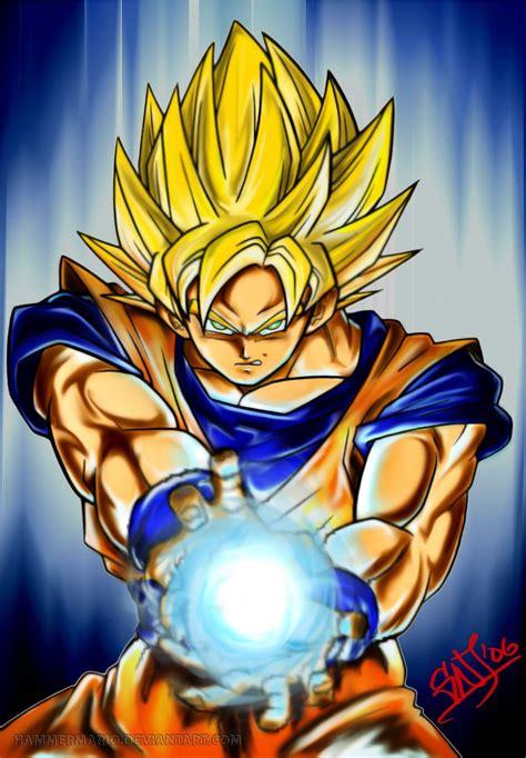 Goku Dragon Ball Pinterest