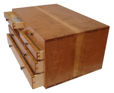 plans woodwork wooden tool chest  drawers plans