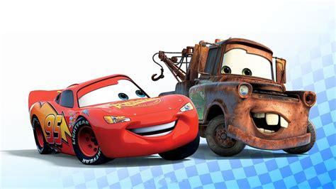 Disney Pixar Cars Wallpaper Free by Pixar Cars Mater Lightning Mcqueen Disney 1920x1080