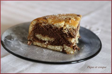 au chocolat pour un dessert l 233 ger pique et croque