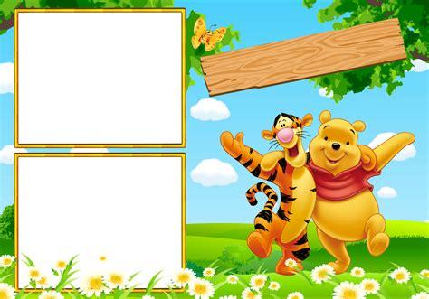 Marcos Para Photoshop Y Algo Mas Winnie Pooh