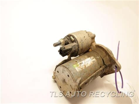 2011 Bmw X3 Starter Motor  12417631559  Used  A Grade