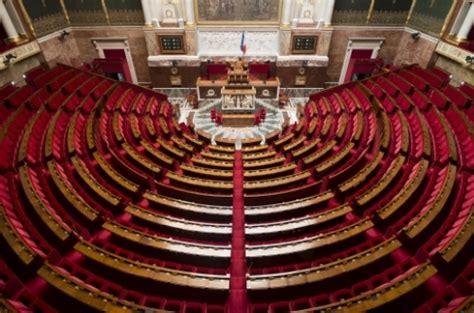 ouverture du bureau de vote assemblée nationale les députés le vote de la loi le