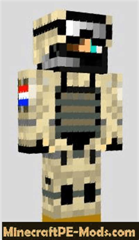 soldier skins pack  minecraft pe