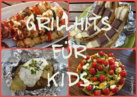 Grillrezepte Für Kinder Und Die Ganze Familie