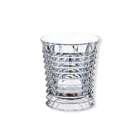 lot de 6 verres 224 whisky en cristal design 30cl bruno evrard