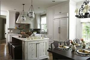 faire son ilot central soi meme maison design bahbecom With ordinary meuble de cuisine ilot central 10 un ilot de cuisine moderne pas cher bidouilles ikea