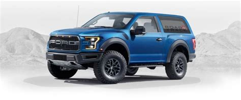 Dana Axles Coming To New Ford Bronco; Should Jeep Be