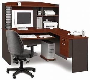 Office l shaped desks office furniture for Desks office