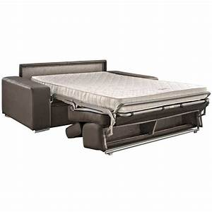 canapes convertibles canapes systeme rapido canape lit With canapé lit matelas
