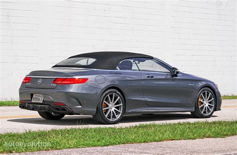 On virtually every possible measure, this is the highest expression of a luxury cabriolet, an automobile only a very fortunate few will ever possess. Driven: 2017 Mercedes-AMG S63 Cabriolet - autoevolution