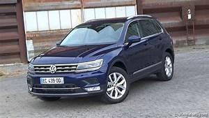 Tiguan Carat Exclusive : essai volkswagen tiguan tdi 190 4motion dsg7 un leader ~ Gottalentnigeria.com Avis de Voitures