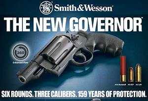 Smith & Wesson Governor. What's Up With That? - The Truth ...