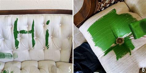relooker un canapé en tissu peindre un canape en tissu 28 images mariage suite ou