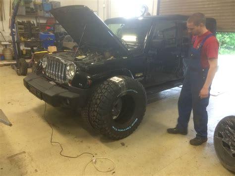 jeep wrangler jk unlimited allradscheune