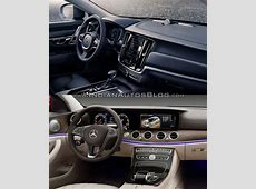 Volvo V90 CC vs Mercedes EClass AllTerrain In Images