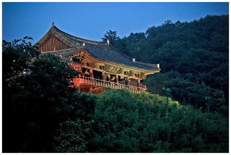 korean temples  photo  ulsan south trekearth