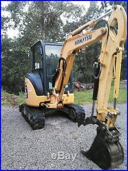 excavators pc