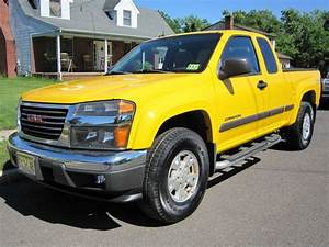 Sell Used 2005 Gmc Canyon Sle Extended Cab  4 Door