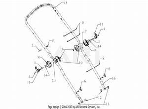 Mtd Cmxgmam1125505 12avp2r3793  2019  Parts Diagram For Handle