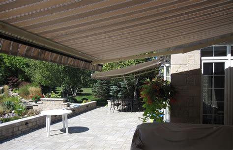 suburban paradise rolltec retractable awnings toronto