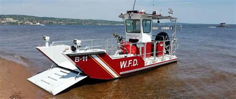 Lake Assault Boats For Sale by Lake Assault Fireboat On Duty At The Waconia