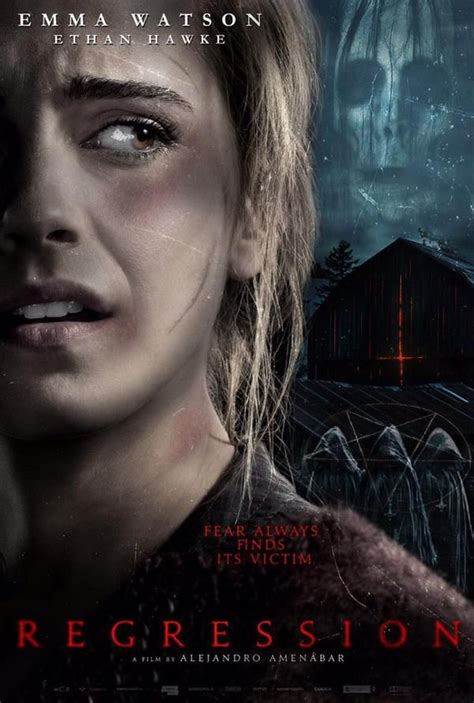 regression  poster google search scary movies
