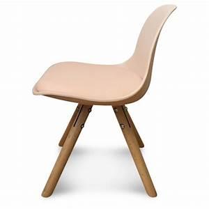 Chaise Bébé Scandinave : chaise scandinave enfant rose blush little marmaille ~ Teatrodelosmanantiales.com Idées de Décoration